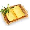 bambusová osuška 70x140 cm žlutá