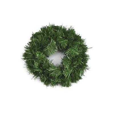Zelený věnec 20 cm