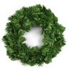 Zelený věnec 30 cm