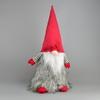 Vánoční skřítek Gnóm v kožíšku