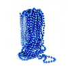 Perličková girlanda modrá - 15 m