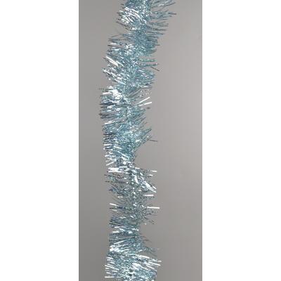 Vánoční řetěz modrý - 2,7 m