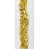 Vánoční řetěz s duhovým efektem zlatý