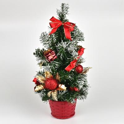 Stromeček červený - 35 cm