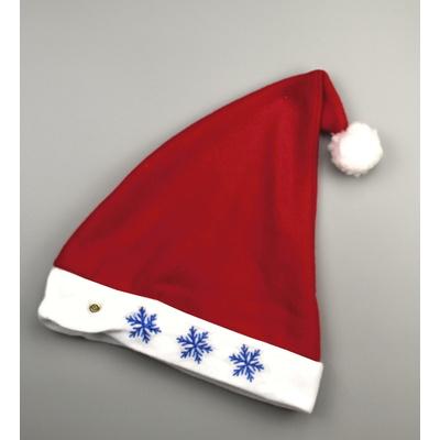 Čepice Santa s LED osvětlením