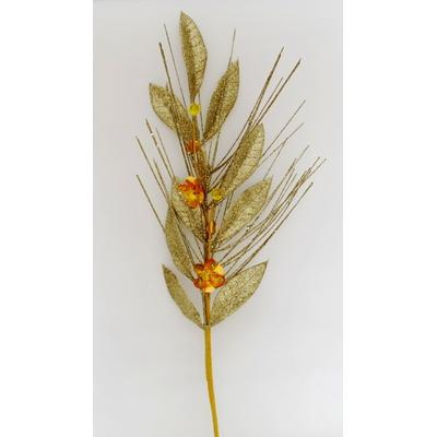 Větvička třpytivá zlatá