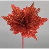 Poinsetie třpytivá - červená