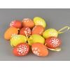 Velikonoční malovaná vajíčka malá 12 ks