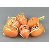 Velikonoční vajíčka malovaná 6 ks