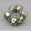 Velikonoční svícínek na čaj.svíčku