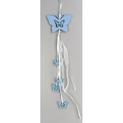 Závěsná dekorace motýl